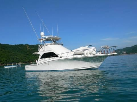 Used Cabo 47 Convertible Fishing Boat For Sale