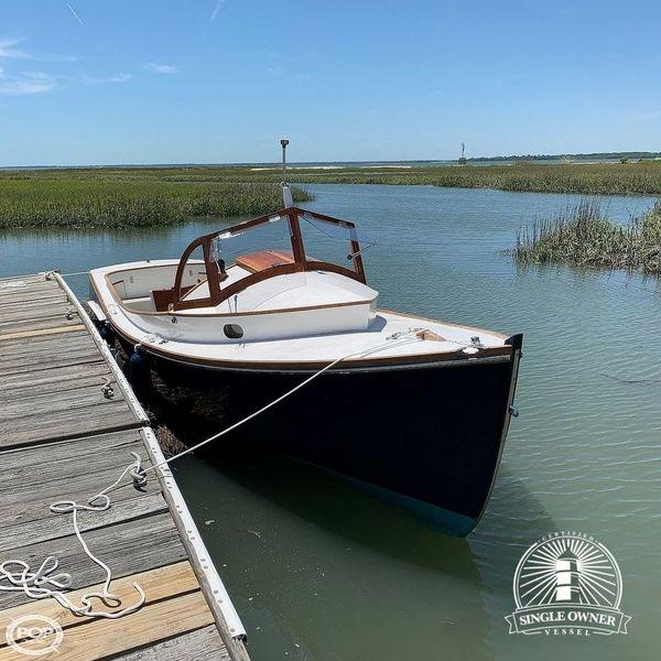 Used Harry Bryan Rambler 23 Downeast Fishing Boat For Sale