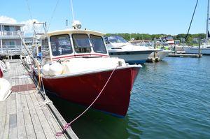 Used Sisu Hardtop- Complete Rebuild 2018-2019 Downeast Fishing Boat For Sale