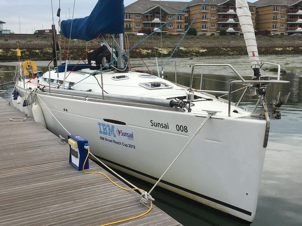 Used Beneteau First 40 Cruiser Sailboat For Sale