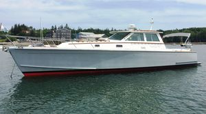 Used Custom Craig Walters / Zimmerman Marine Cruiser Express Cruiser Boat For Sale