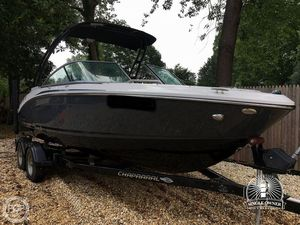 Used Chaparral H20 Sport 21 Bowrider Boat For Sale