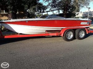 Used Donzi 18' 2+3 High Performance Boat For Sale