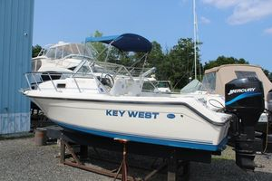 Used Key West 2020 Walkaround Saltwater Fishing Boat For Sale