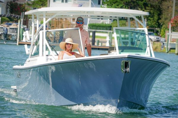 New Parker 2540 Dual Console Cruiser Boat For Sale
