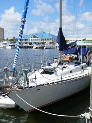 Used C&c 40 Centerboard Cruiser Racer and Cruiser Sailboat For Sale