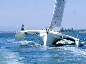 Used Corsair 28RS #402 Trimaran Sailboat For Sale
