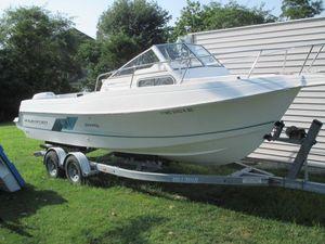 Used Aquasport 245 Explorer Cuddy Cabin Boat For Sale