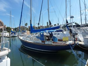 Used Bristol 35 Sloop Sailboat For Sale