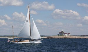 Used Concordia Racer and Cruiser Sailboat For Sale