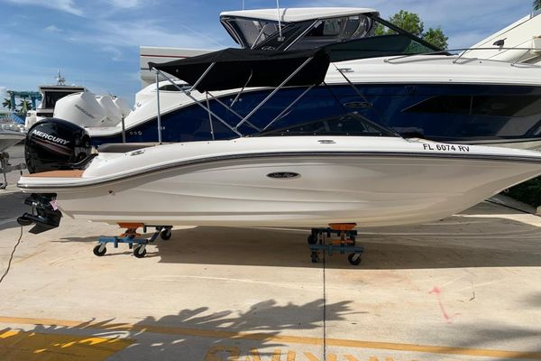 Used Sea Ray SPX 190 Outboard Other Boat For Sale