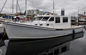 Used Provincial 42 Lobster Commercial Boat For Sale