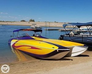 Used Eliminator Daytona 36 High Performance Boat For Sale