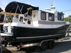 Used Ranger Tugs 25 FT Pilothouse Boat For Sale
