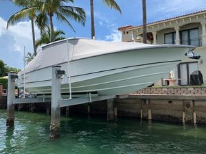 Used Boston Whaler 380 Outrage Center Console Fishing Boat For Sale