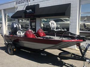 Used Alumacraft Pro 185 LP Bass Boat Freshwater Fishing Boat For Sale