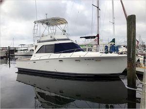 Used Pacemaker Sport Fisherman Flybridge Boat For Sale