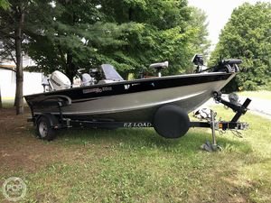 Used Alumacraft TP175 CS Aluminum Fishing Boat For Sale