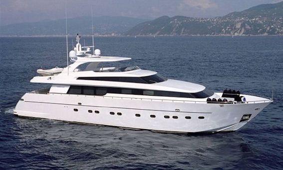 Used Sanlorenzo 108 Pilothouse Boat For Sale