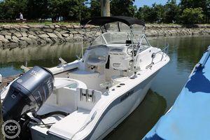 Used Sea Fox 216WA Walkaround Fishing Boat For Sale