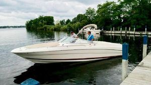 Used Sea Ray 260 Bow Rider Bowrider Boat For Sale