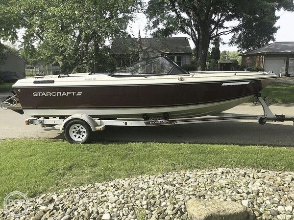 Used Starcraft Medalist 1901 Bowrider Boat For Sale