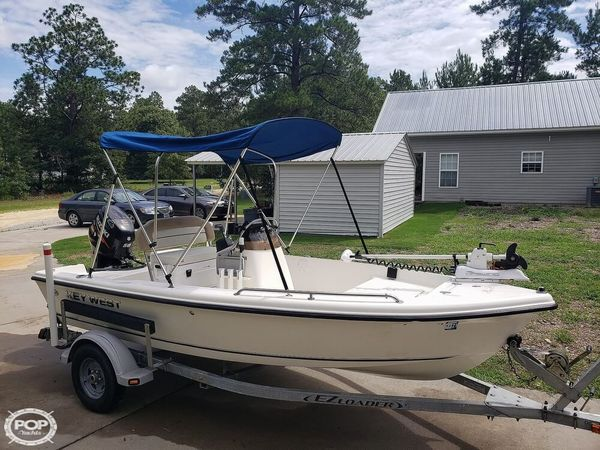 Used Key West 152 Sportsman Center Console Fishing Boat For Sale