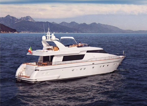 Used Sanlorenzo SL82 Mega Yacht For Sale