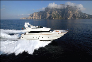 Used Canados Mega Yacht For Sale