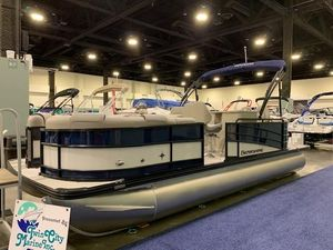 New Berkshire 23E STS Entertainment Pontoon Boat For Sale