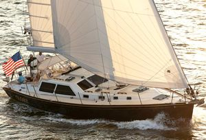New Tartan 4700 Cruiser Sailboat For Sale