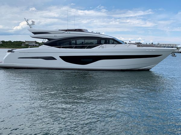 New Princess S78 Motor Yacht For Sale