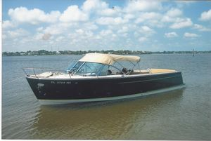 Used Vanquish Vanguard 24 Runabout Cruiser Boat For Sale