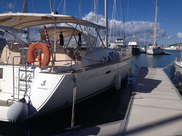 Used Beneteau Oceanis 50 Motorsailer Sailboat For Sale