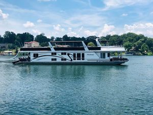 Used Sharpe 16 X 85 House Boat For Sale