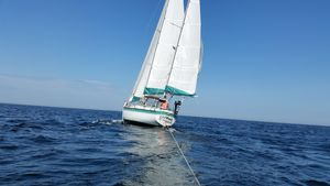 Used Endeavour Ketch Sailboat For Sale