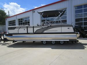 Used Princecraft Quorum 25 XT Pontoon Boat For Sale