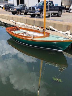 Used Landing School Haven 12.5 Daysailer Sailboat For Sale