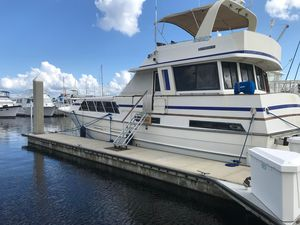 Used Jefferson 52 Monticello Motor Yacht For Sale