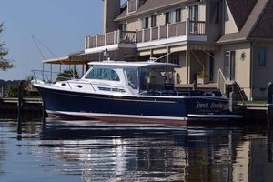 Used Back Cove 37 Downeast Express Cruiser Boat For Sale