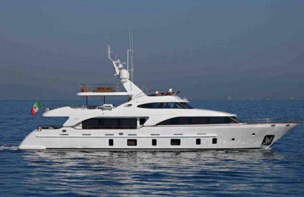 Used Benetti Tradition 105 Mega Yacht For Sale