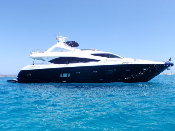 Used Sunseeker 86 Yacht Motor Yacht For Sale
