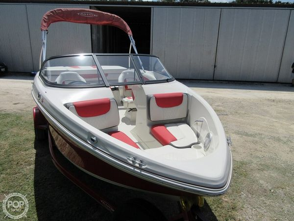 Used Tahoe 500TS Bowrider Boat For Sale