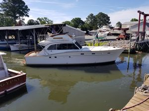 Used Post 40 Sports Fishing Boat For Sale