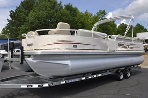 Used Starcraft Legacy 246 Pontoon Boat For Sale