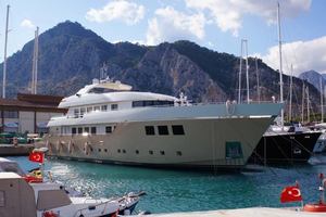Used Nedship 42M BAIA Mare Mega Yacht For Sale