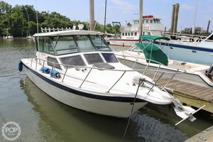 Used Baha Cruisers 260 Weekender Walkaround Fishing Boat For Sale