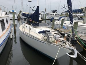Used Cal 39 MK II Racer and Cruiser Sailboat For Sale
