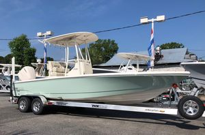 New Pathfinder 2500 Hybrid Saltwater Fishing Boat For Sale