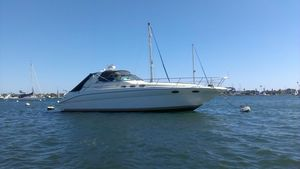 Used Sea Ray 370 Sundancer Express Cruiser Boat For Sale